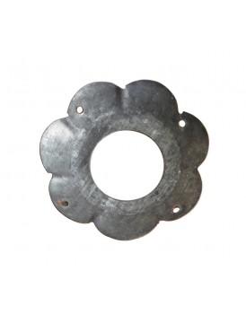 Affari metalen bobeche metaal klein