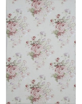 Annie Sloan stoffen Faded Roses