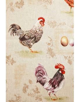 Annie Sloan stoffen French Hen