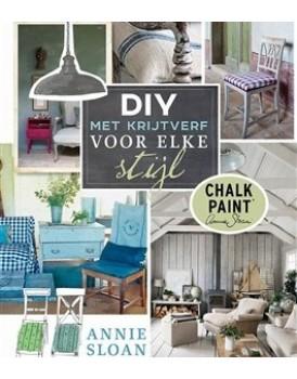Annie Sloan boek DIY met decoratieve verf voor elke stijl