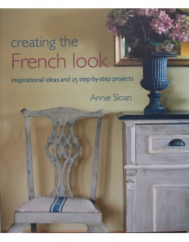 Annie Sloan boek Creating The French Look