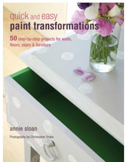 Annie Sloan boek Quick And Easy Paint Transformations