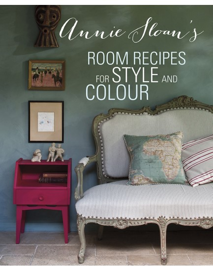 Annie Sloan boek Room Receipes For Style And Colour