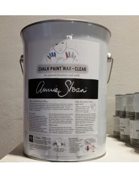Annie Sloan clear wax 5000 ml