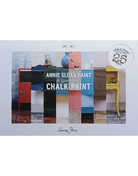 Annie Sloan kleurenkaart