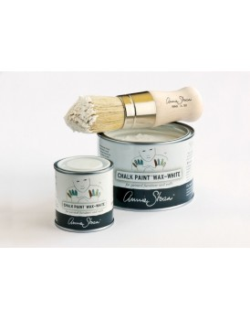 Annie Sloan white wax 120 ml