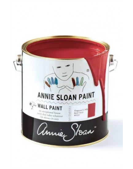 Annie Sloan Muurverf 2,5 ltr Emperor Silk