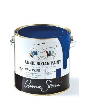 Annie Sloan Muurverf 2,5 ltr Napoleonic Blue
