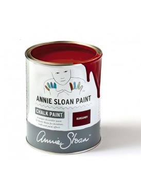 Annie Sloan Chalk Paint Burgundy