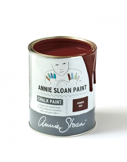 Annie Sloan Chalk Paint Primer red