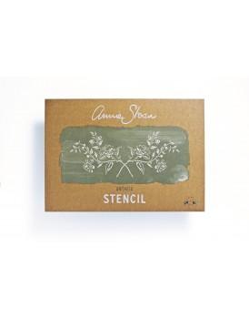 Annie Sloan stencil A3 Antheia