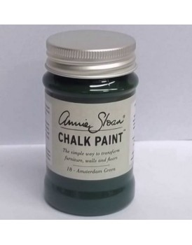Annie Sloan Chalk Paint Amsterdam green 100ml