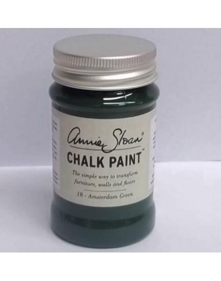 Annie Sloan Chalk Paint Amsterdam green 100ml