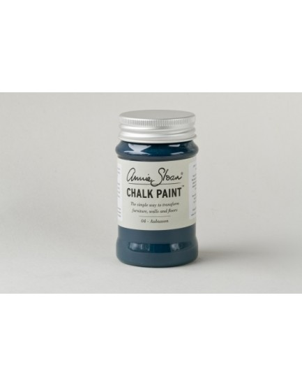 Annie Sloan Chalk Paint Aubusson Blue 100ml