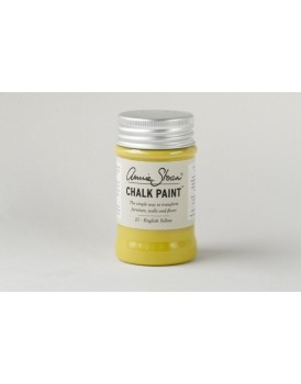 Annie Sloan Chalk Paint English Yellow 100ml