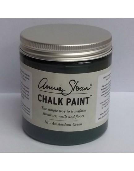 Annie Sloan Chalk Paint Amsterdam green 250ml