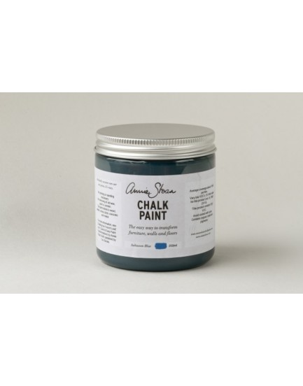 Annie Sloan Chalk Paint Aubusson Blue 250ml