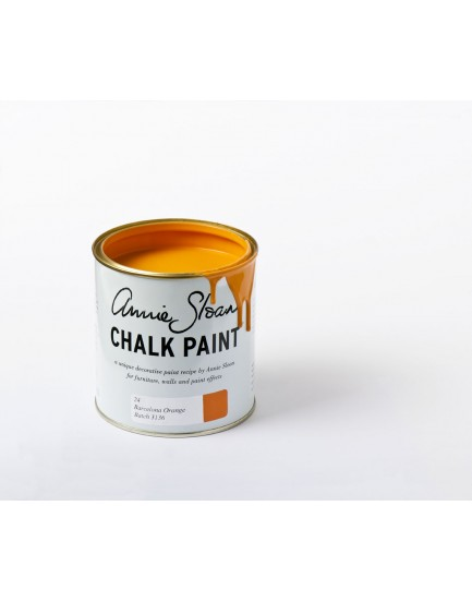 Annie Sloan Chalk Paint Barcelona Orange liter
