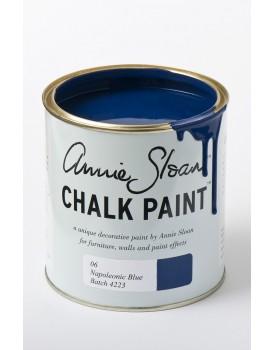 Annie Sloan Chalk Paint Napoleonic Blue liter