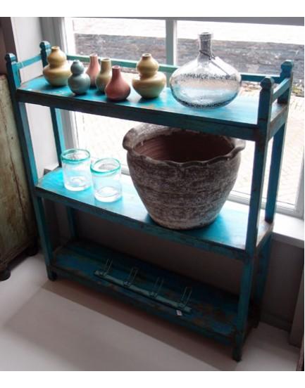 Authentiek bakkersrekje blauw