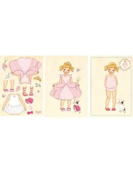Belle & Boo stickerset 3