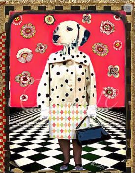 Postkaart Caatje 20