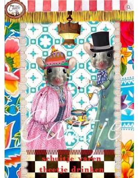 Postkaart Caatje 37