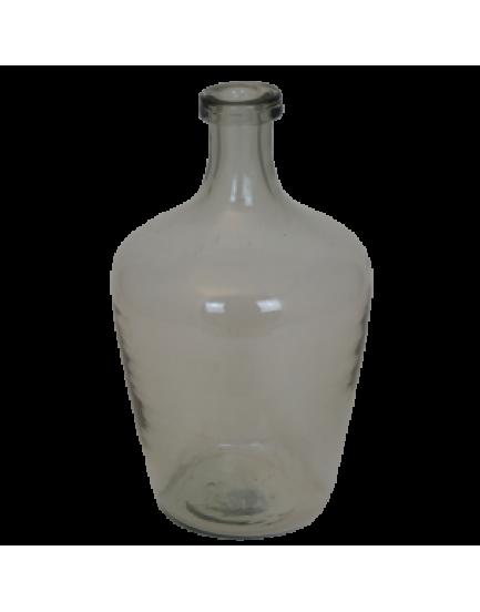 glazen fles gekleurd