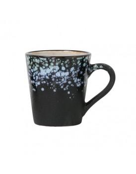 HK Living keramieken espressokopje galaxy