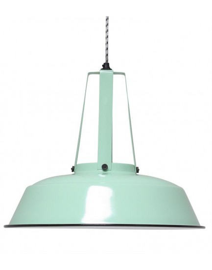 HK Living hanglamp workshop L mint