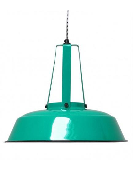 HK Living hanglamp workshop L pool green