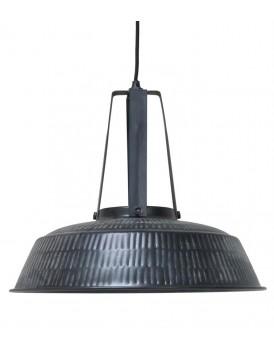 HK Living hanglamp workshop L mat zwart
