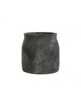 HK Living cement flowerpot M