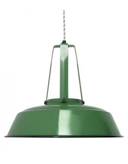 HK Living hanglamp workshop L emerald