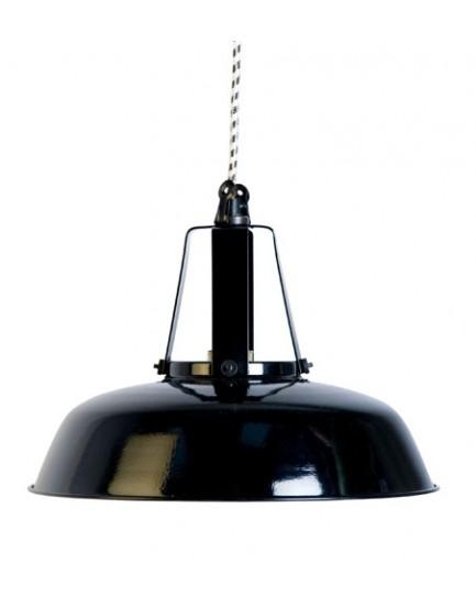 HK Living hanglamp workshop M zwart