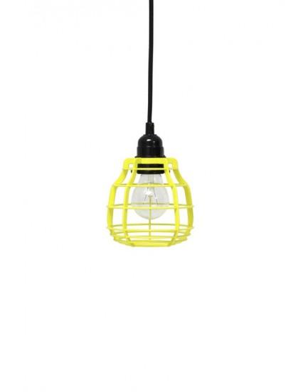 HK Living lab lamp geel