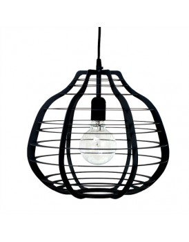 HK Living lab lamp L zwart