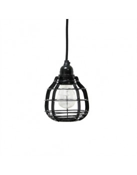 HK Living lab lamp zwart