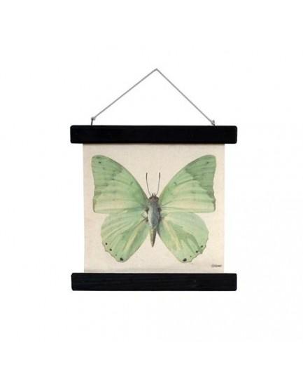 HK Living schoolplaat vlinder