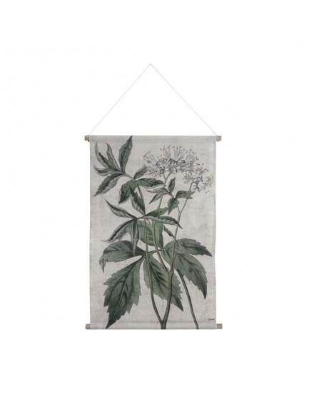 HK Living schoolplaat botanical L