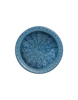 HK Living aardewerk souk schaal middel B