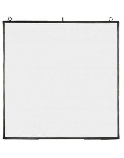 Ib Laursen fotolijstje dubbelglas vierkant XL