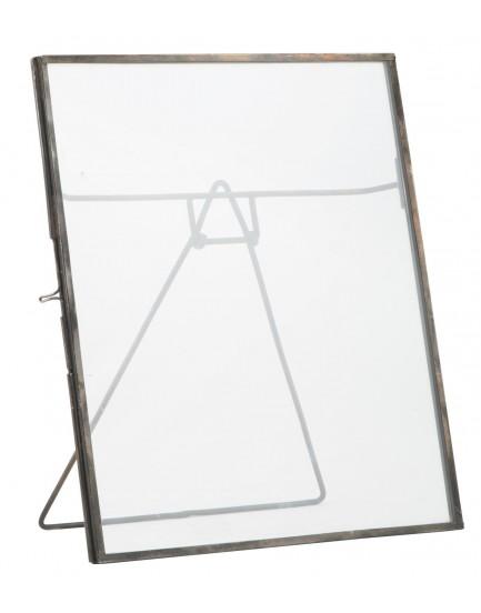 Ib Laursen fotolijstje dubbelglas staand L