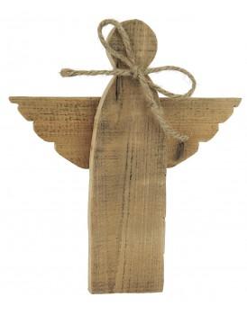Ib Laursen houten engel