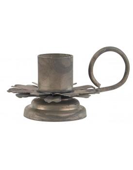 Ib Laursen metalen kandelaartje