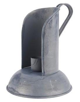 Ib Laursen metalen kandelaar