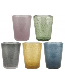 Ib Laursen set 5 glazen