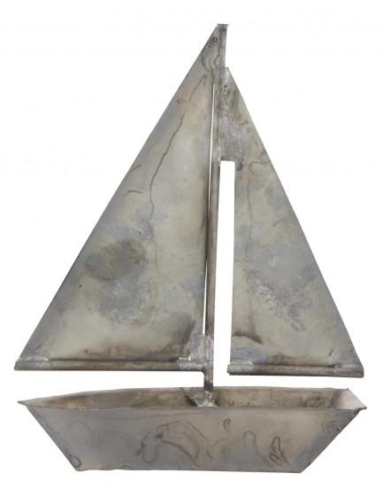 Ib Laursen metalen zeilbootje S