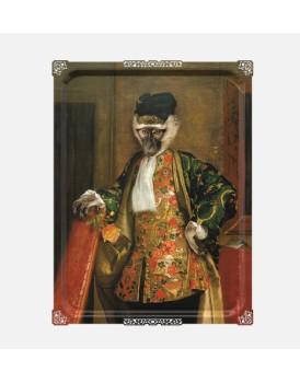 Ibride dienblad Cornelius