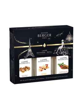 Lampe Berger huisparfum triopack najaar 2018